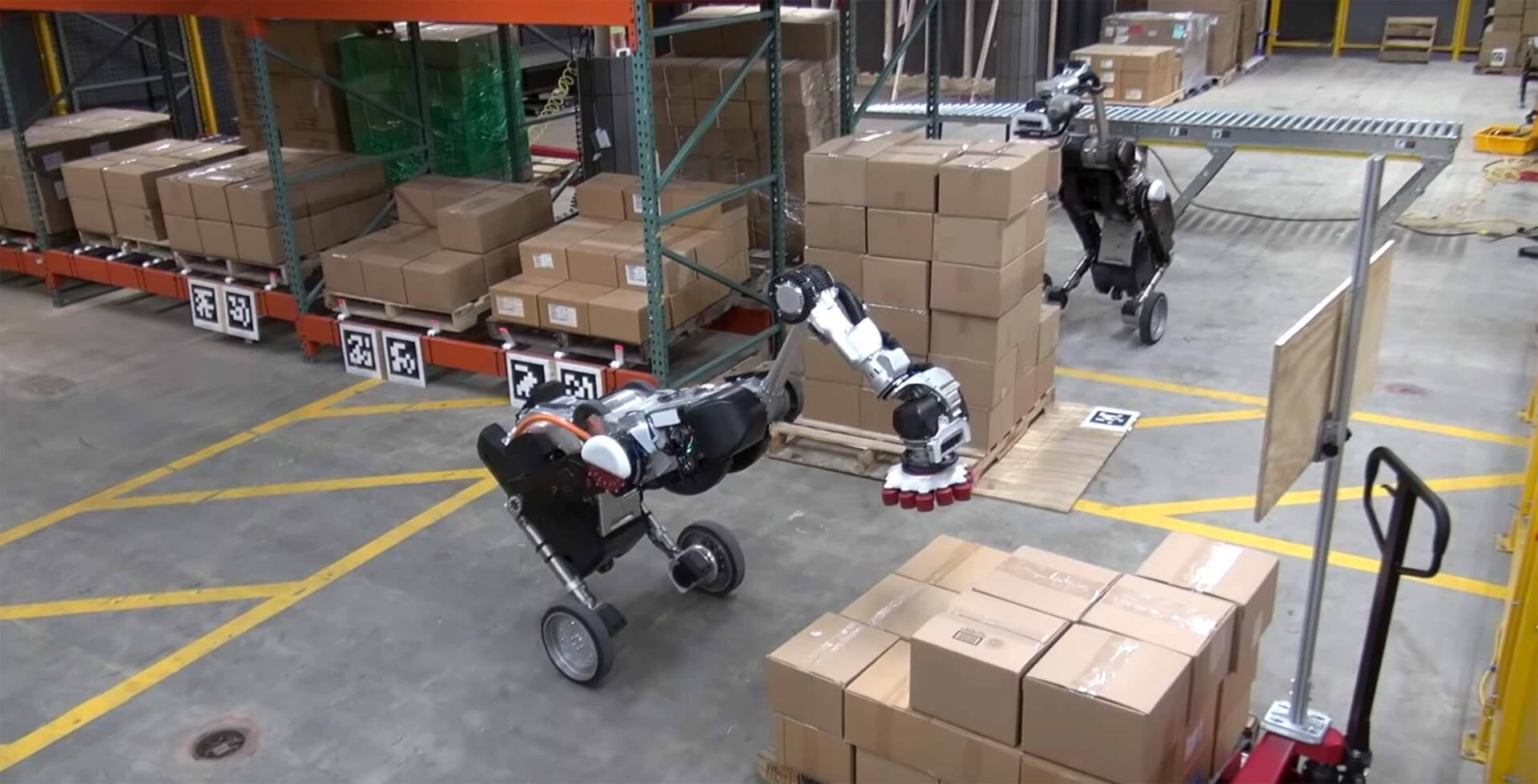 Boston Dynamics' robots — impressive, but far from the Terminator