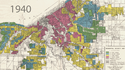 Redlining in the 1940s