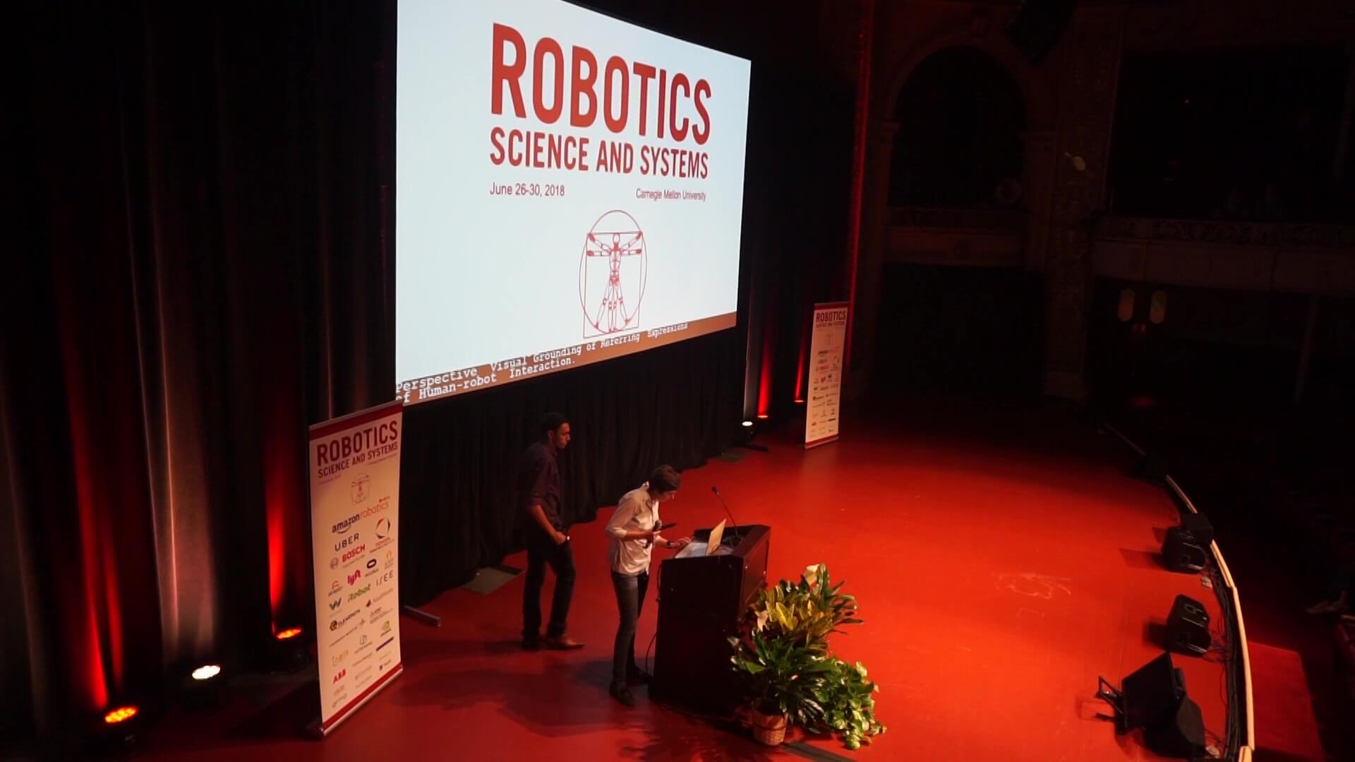 Inside an AI Conference - Robotics Science and Systems